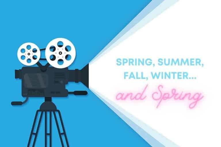 movie review spring summer fall winter and spring