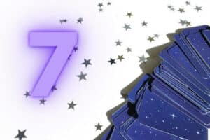 The Numerology of the Number 7 in Tarot
