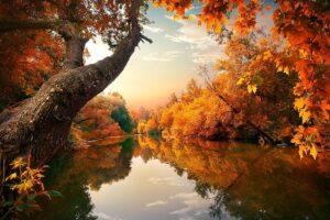 revolutionary autumn season