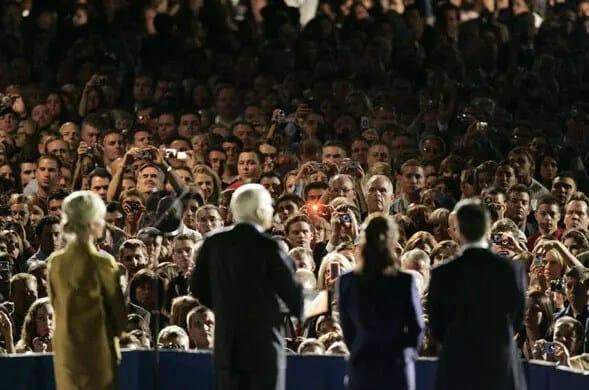 McCain concession speech